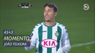 Vitória FC, Jogada, João Teixeira aos 45'+3'