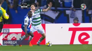 FC Porto, Caso, Marega aos 63'