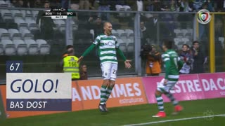 GOLO! Sporting CP, Bas Dost aos 67', Boavista FC 1-3 Sporting CP