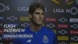 Liga (25ª): Flash interview Gonçalo Paciência