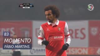 SC Braga, Jogada, Fábio Martins aos 83'