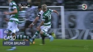 Boavista FC, Caso, Vítor Bruno aos 40'