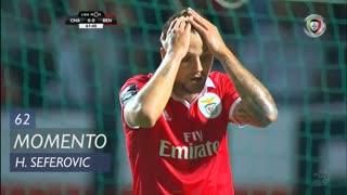 SL Benfica, Jogada, H. Seferovic aos 62'