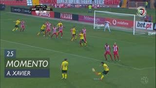 FC P.Ferreira, Jogada, António Xavier aos 25'