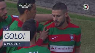 GOLO! Marítimo M., Ricardo Valente aos 13', Marítimo M. 1-0 Vitória SC