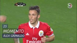 SL Benfica, Jogada, Álex Grimaldo aos 25'