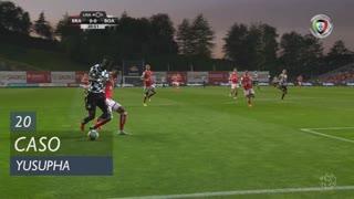 Boavista FC, Caso, Yusupha aos 20'