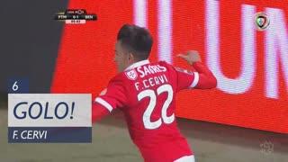 GOLO! SL Benfica, F. Cervi aos 6', Portimonense 0-1 SL Benfica