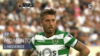 Sporting CP, Jogada, Iuri Medeiros aos 79'