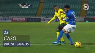 FC P.Ferreira, Caso, Bruno Santos aos 23'