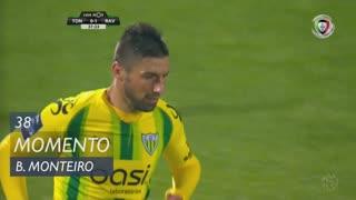 CD Tondela, Jogada, Bruno Monteiro aos 37'