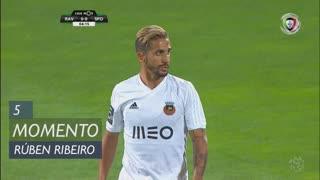 Rio Ave FC, Jogada, Rúben Ribeiro aos 5'