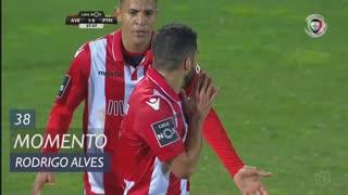 CD Aves, Jogada, Rodrigo Alves aos 38'