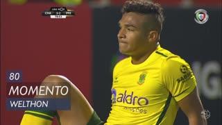 FC P.Ferreira, Jogada, Welthon aos 80'