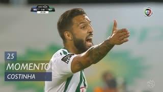 Vitória FC, Jogada, Costinha aos 25'