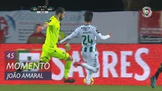Vitória FC, Jogada, João Amaral aos 45'