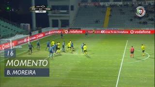 FC P.Ferreira, Jogada, Bruno Moreira aos 16'