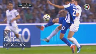 FC Porto, Caso, Diego Reyes aos 70'