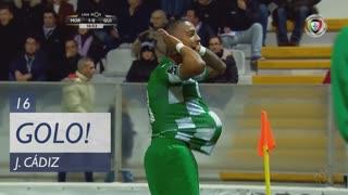 GOLO! Moreirense FC, J. Cádiz aos 16', Moreirense FC 1-0 Vitória SC