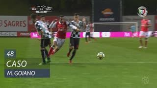 SC Braga, Caso, Marcelo Goiano aos 48'