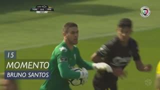 FC P.Ferreira, Jogada, Bruno Santos aos 15'