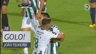 GOLO! Vitória FC, João Teixeira aos 78', Vitória FC 1-1 Marítimo M.
