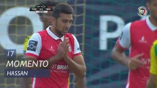 SC Braga, Jogada, Hassan aos 17'