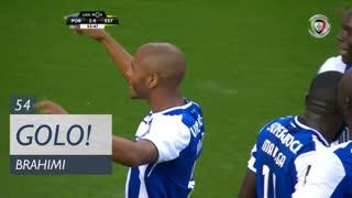 GOLO! FC Porto, Brahimi aos 54', FC Porto 2-0 Estoril Praia