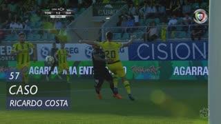 CD Tondela, Caso, Ricardo Costa aos 57'
