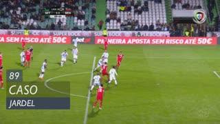 SL Benfica, Caso, Jardel aos 89'