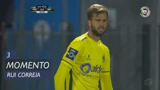 FC P.Ferreira, Jogada, Rui Correia aos 3'