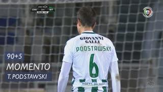 Vitória FC, Jogada, Tomás Podstawski aos 90'+5'