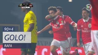 GOLO! SL Benfica, Rafa aos 90'+4', FC P.Ferreira 1-3 SL Benfica