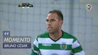 Sporting CP, Jogada, Bruno César aos 44'