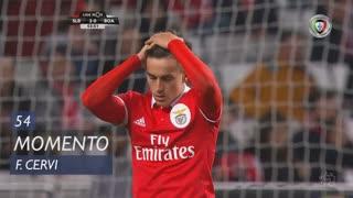 SL Benfica, Jogada, F. Cervi aos 54'