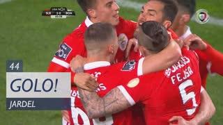 GOLO! SL Benfica, Jardel aos 44', SL Benfica 2-0 Boavista FC
