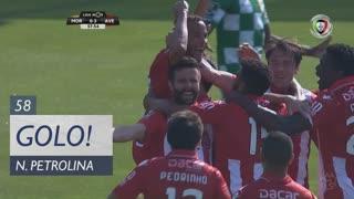 GOLO! CD Aves, Nildo Petrolina aos 58', Moreirense FC 0-3 CD Aves