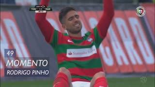 Marítimo M., Jogada, Rodrigo Pinho aos 49'