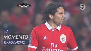 SL Benfica, Jogada, F. Krovinovic aos 17'