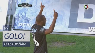 GOLO! Vitória SC, O. Estupiñán aos 89', CD Tondela 1-4 Vitória SC
