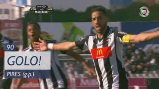 GOLO! Portimonense, Pires aos 90'+4', Portimonense 4-3 Moreirense FC