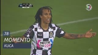 Boavista FC, Jogada, Kuca aos 78'