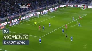 SL Benfica, Jogada, F. Krovinovic aos 85'