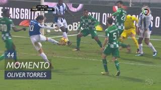 FC Porto, Jogada, Óliver Torres aos 44'