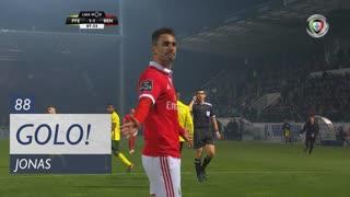 GOLO! SL Benfica, Jonas aos 88', FC P.Ferreira 1-2 SL Benfica
