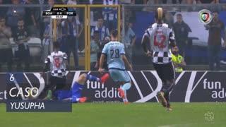Boavista FC, Caso, Yusupha aos 6'