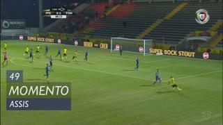 FC P.Ferreira, Jogada, Assis aos 49'