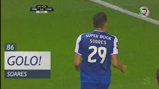 GOLO! FC Porto, Soares aos 86', FC Porto 2-0 GD Chaves