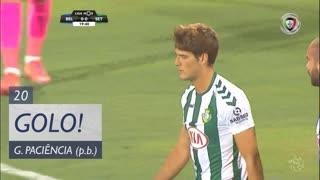 GOLO! Belenenses SAD, Gonçalo Paciência (p.b.) aos 20', Belenenses SAD 1-0 Vitória FC