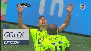 GOLO! GD Chaves, Davidson aos 11', Boavista FC 0-1 GD Chaves